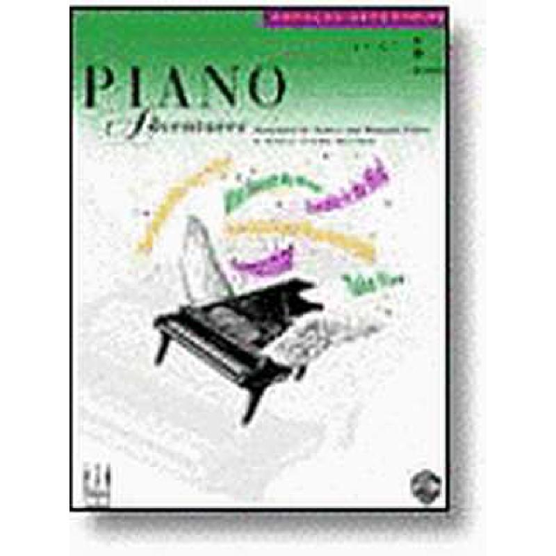 Produktinformationen zu PIANO ADVENTURES POPULAR REPERTOIRE 5 FJH 1323