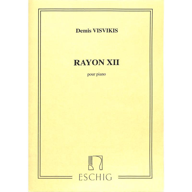 Titelbild für ME 9631 - RAYON 12