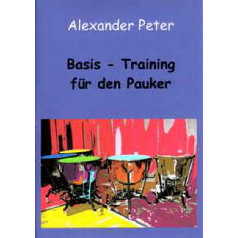 Titelbild für BM -P816 - BASIS TRAINING FUER DEN PAUKER