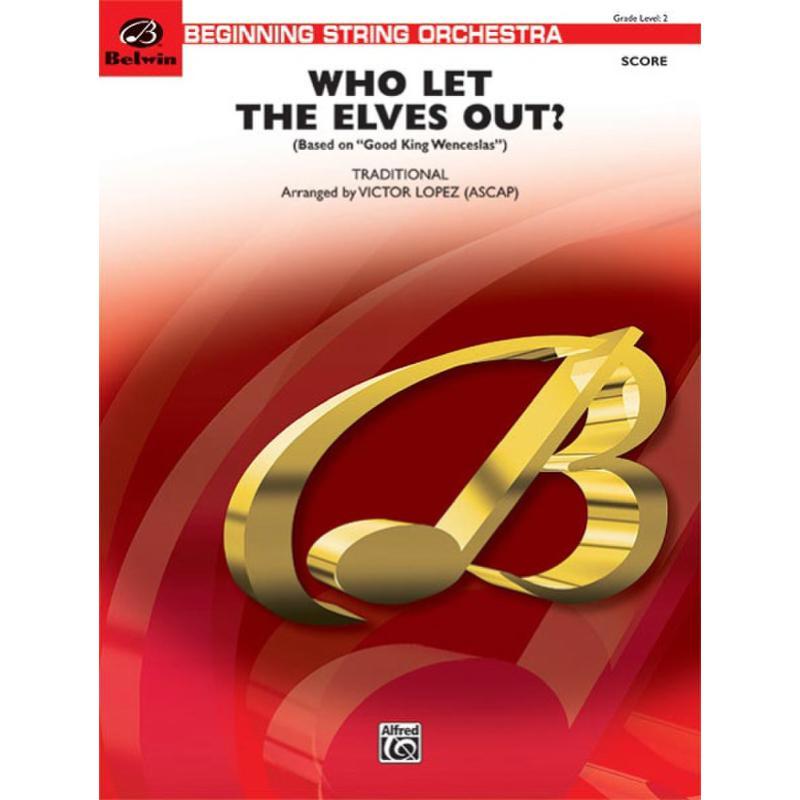 Titelbild für ALF 26619S - WHO LET THE ELVES OUT