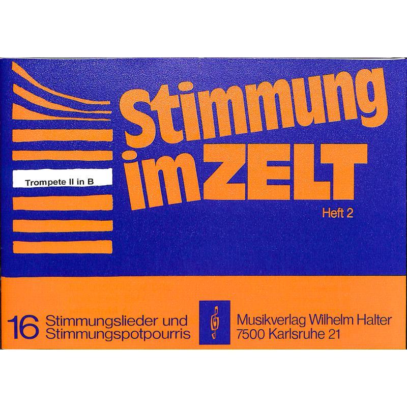 Titelbild für HAL 2623-TRP2 - STIMMUNG IM ZELT 2