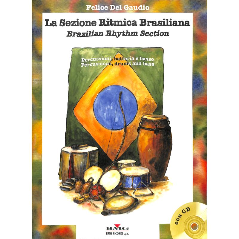 Titelbild für MLR 390 - LA SEZIONE RITMICA BRASILIANA