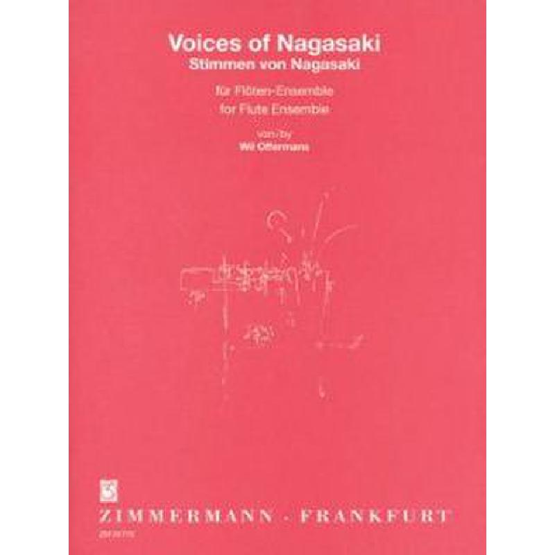 Titelbild für ZM 34770 - VOICES OF NAGASAKI