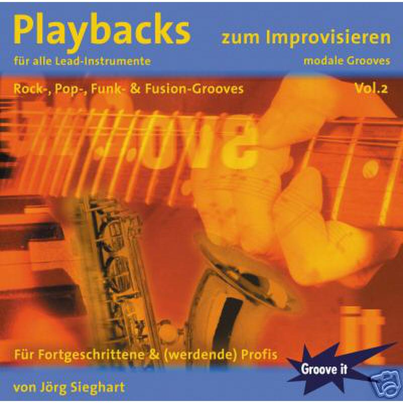 Titelbild für GI 102 - POP / ROCK 2 - MODAL GROOVES