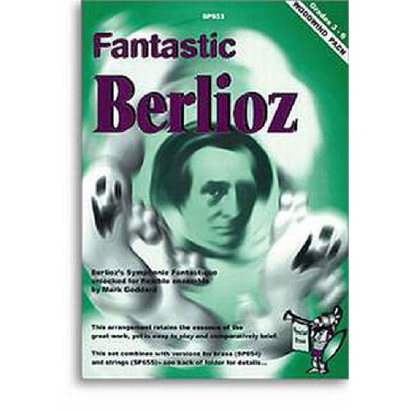 Titelbild für SPARTAN 653 - FANTASTIC BERLIOZ