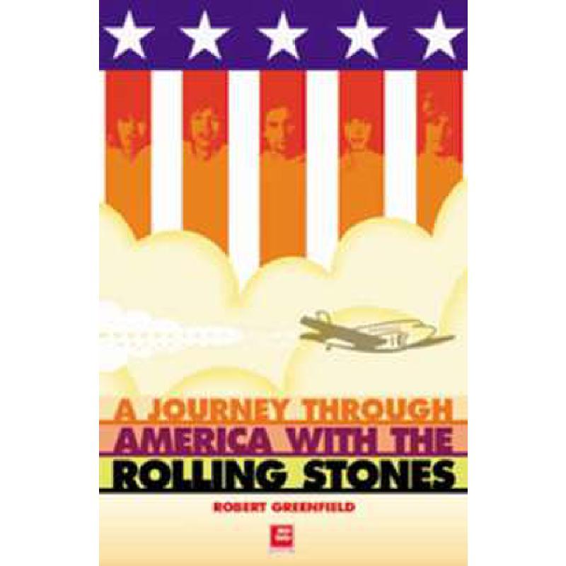 Titelbild für MSFFP 778217 - A JOURNEY THROUGH AMERICA WITH THE ROLLING STONES