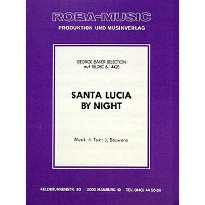 Titelbild für ROBA 1006 - SANTA LUCIA BY NIGHT