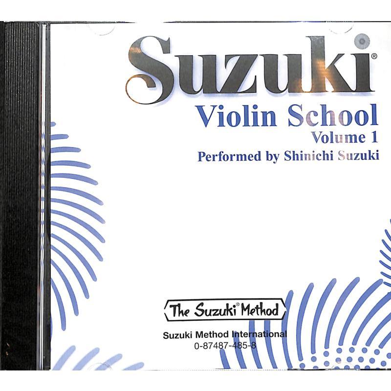 Titelbild für SBMT 485 - VIOLIN SCHOOL 1