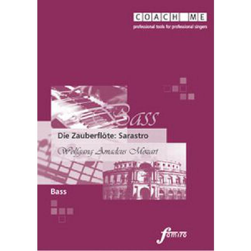 Titelbild für FMMS 01-01 - SARASTRO (ZAUBERFLOETE) BASS