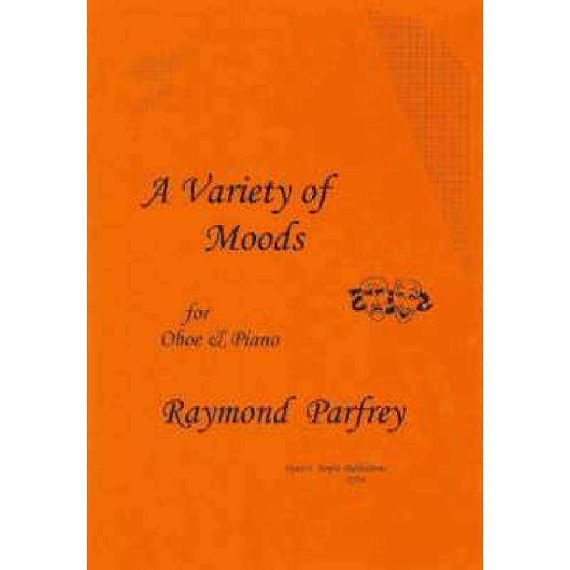 Titelbild für QT 36 - A VARIETY OF MOODS