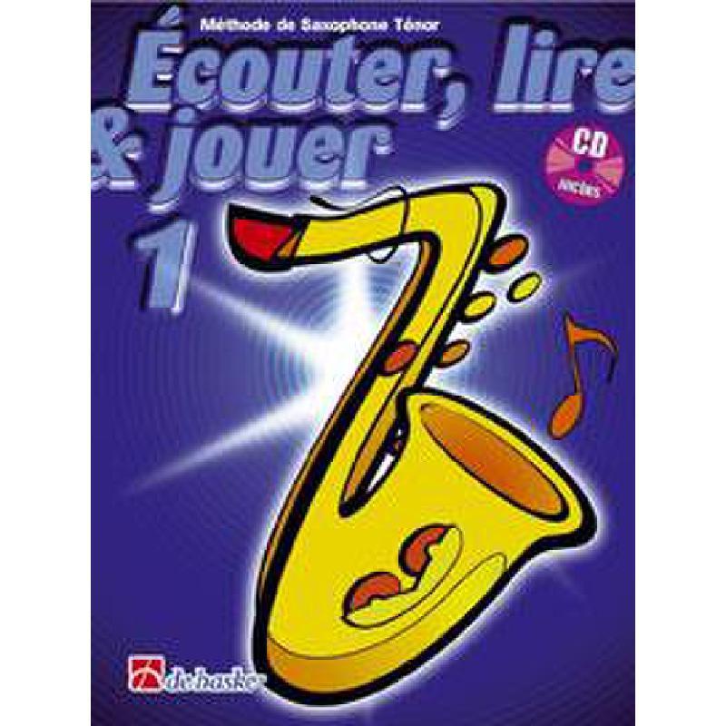 Titelbild für HASKE 991820 - ECOUTER LIRE + JOUER 1