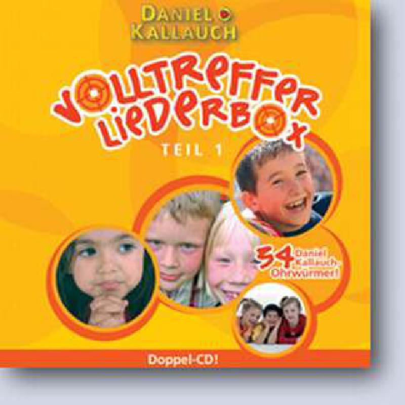 Titelbild für CAP 5309 - VOLLTREFFER LIEDERBOX 1