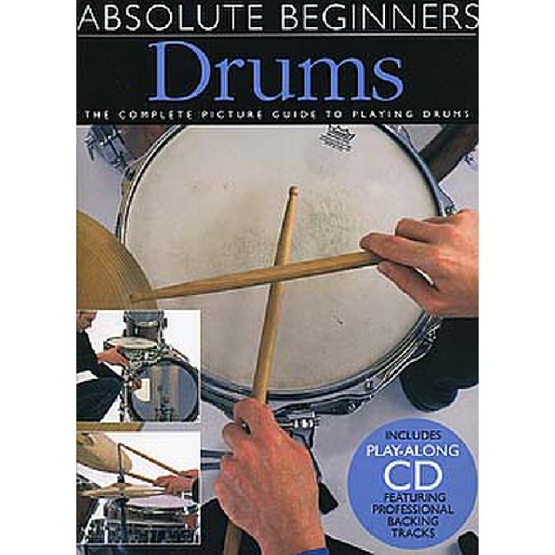 Titelbild für MSAM 92617 - ABSOLUTE BEGINNERS DRUMS