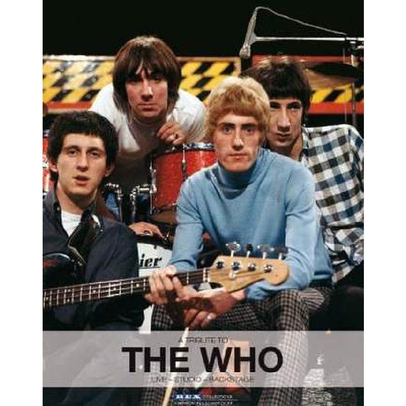 Titelbild für 978-3-89602-759-7 - A TRIBUTE TO THE WHO