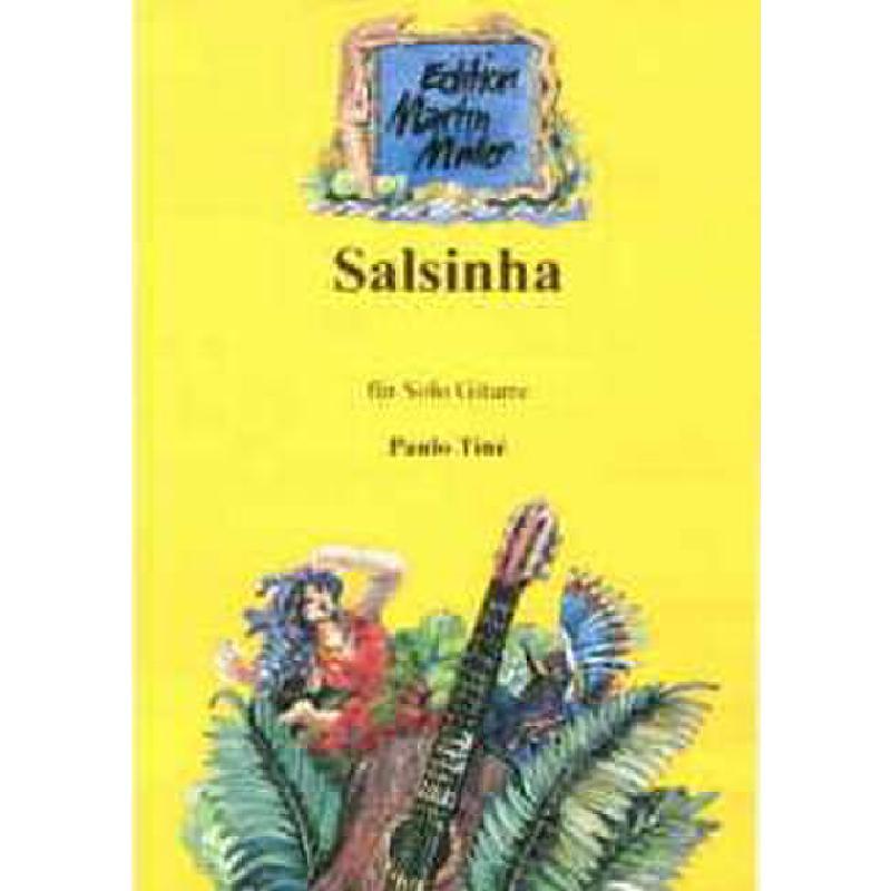 Titelbild für BM -E412 - SALSINHA