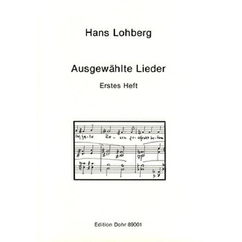 Titelbild für DOHR 89002 - LIEDER OHNE WORTE