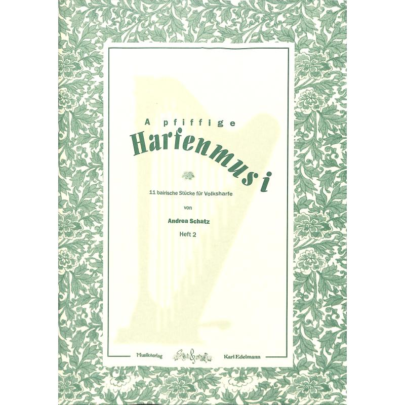 Titelbild für EDELMANN 4150 - A PFIFFIGE HARFENMUSI 2