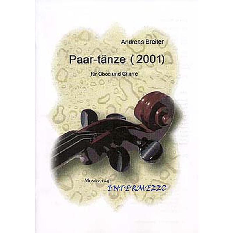 Titelbild für INTERMEZZO 033-1 - PAAR TAENZE (2001)