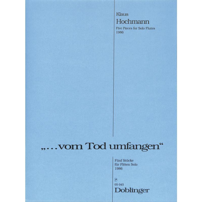 Titelbild für DO 05045 - VOM TOD UMFANGEN (1986)