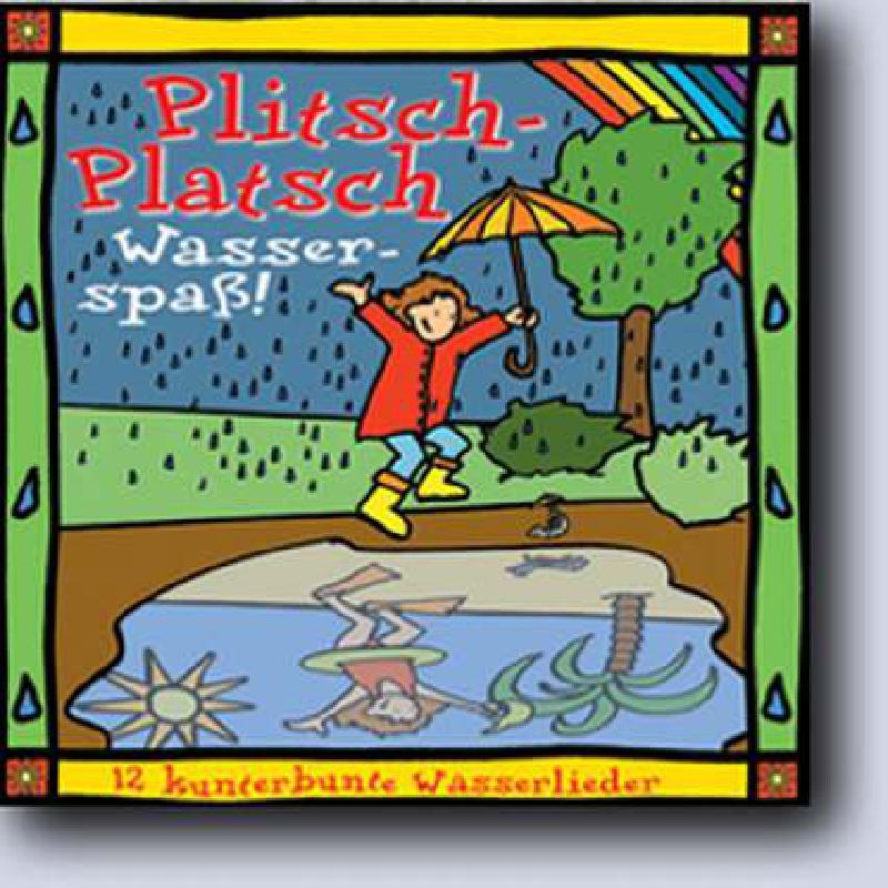 Titelbild für CAP 55231 - PLITSCH PLATSCH WASSERSPASS