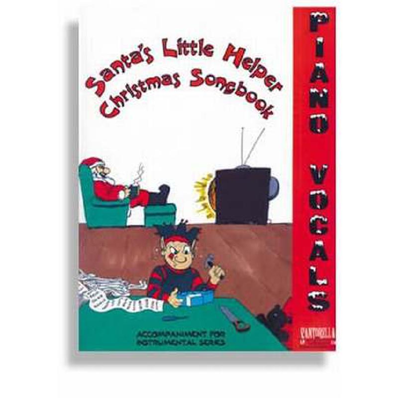 Titelbild für SANTOR -TS170WCD - SANTA'S LITTLE HELPER - CHRISTMAS SONGBOOK
