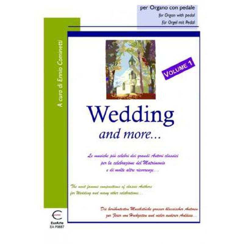 Titelbild für EAP 0687 - WEDDING AND MORE 1