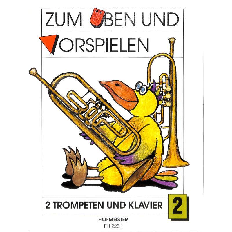 Titelbild für FH 2251 - ZUM UEBEN + VORSPIELEN 2