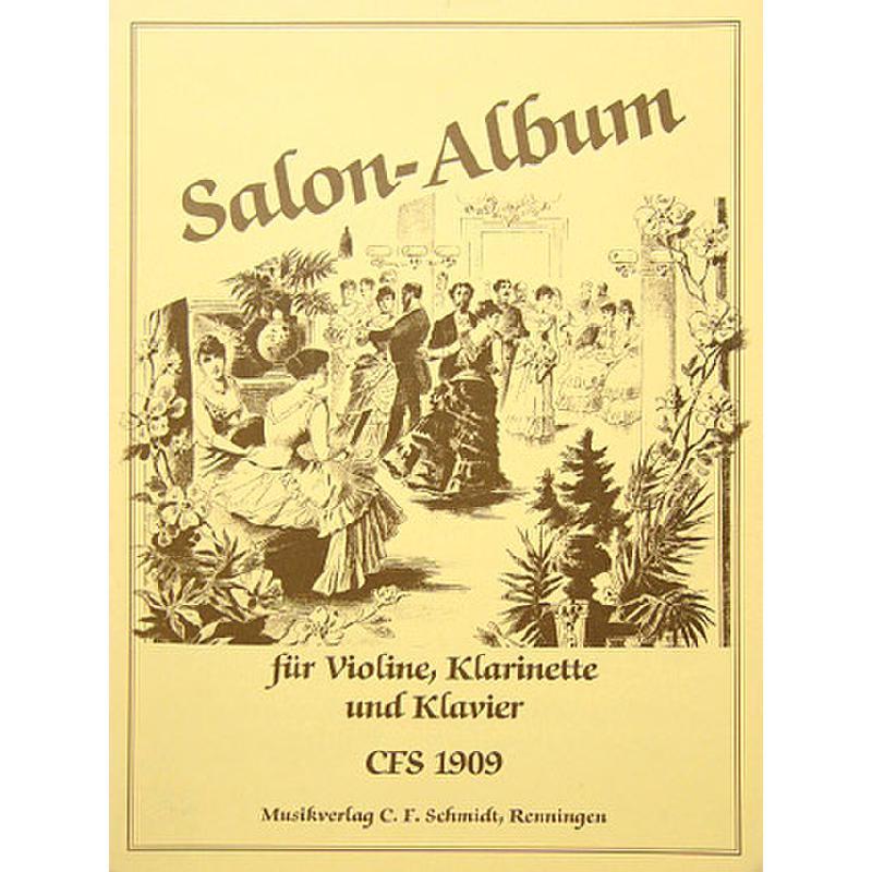 Titelbild für CFS 1909 - SALONALBUM