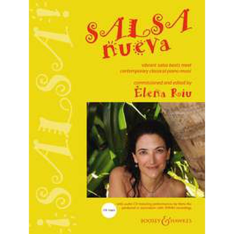 Titelbild für BH 8000828 - SALSA NUEVA