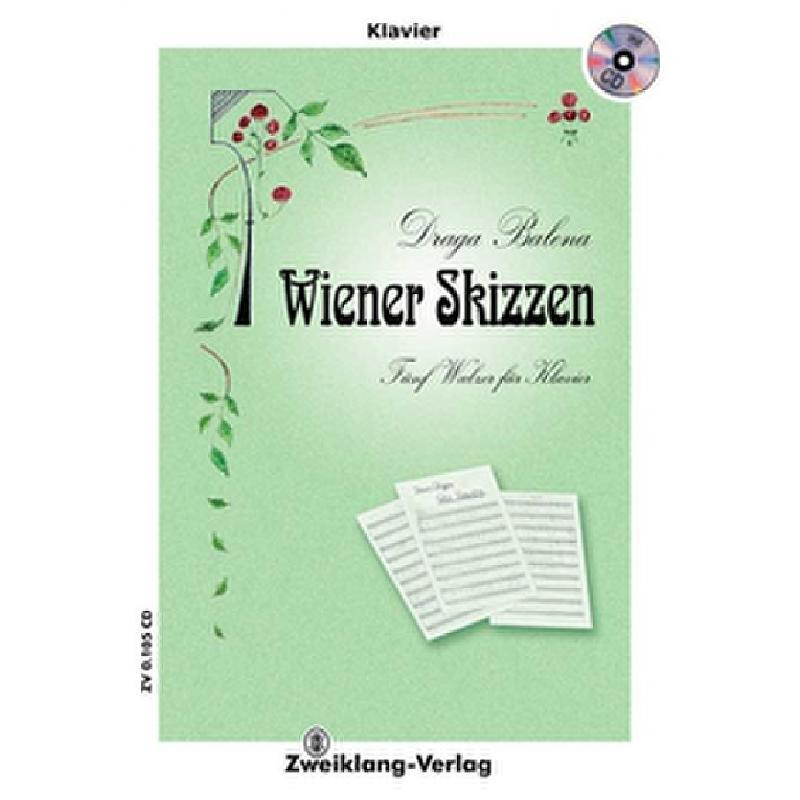 Titelbild für ZWEIKLANG 0105-CD - WIENER SKIZZEN