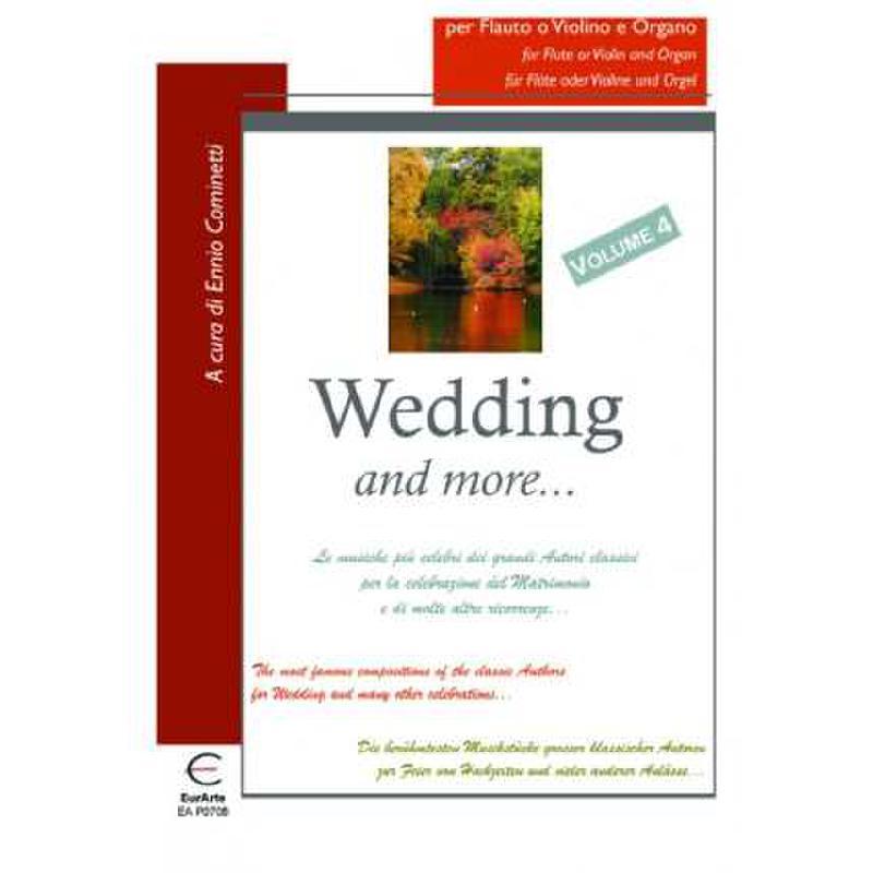 Titelbild für EAP 0708 - WEDDING AND MORE 4