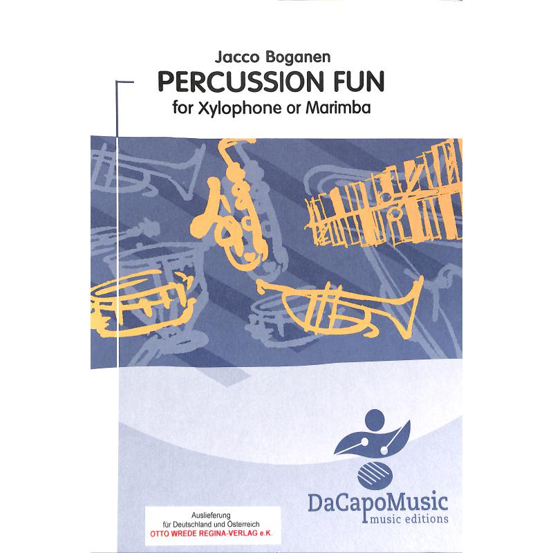 Titelbild für DACAPO 300 - PERCUSSION FUN