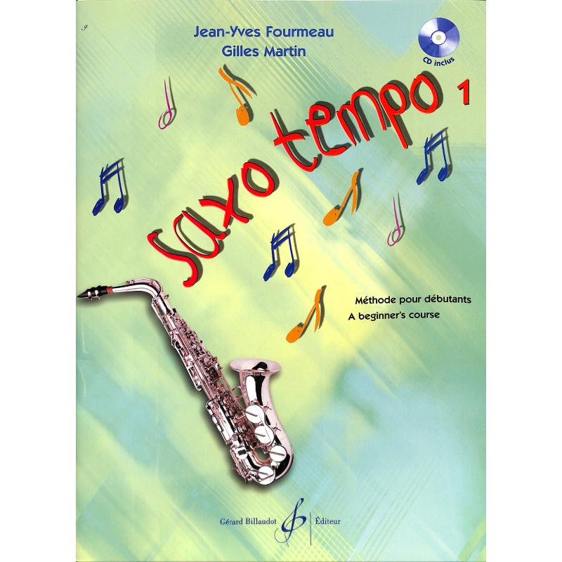 Titelbild für BILL 7121 - SAXO TEMPO 1