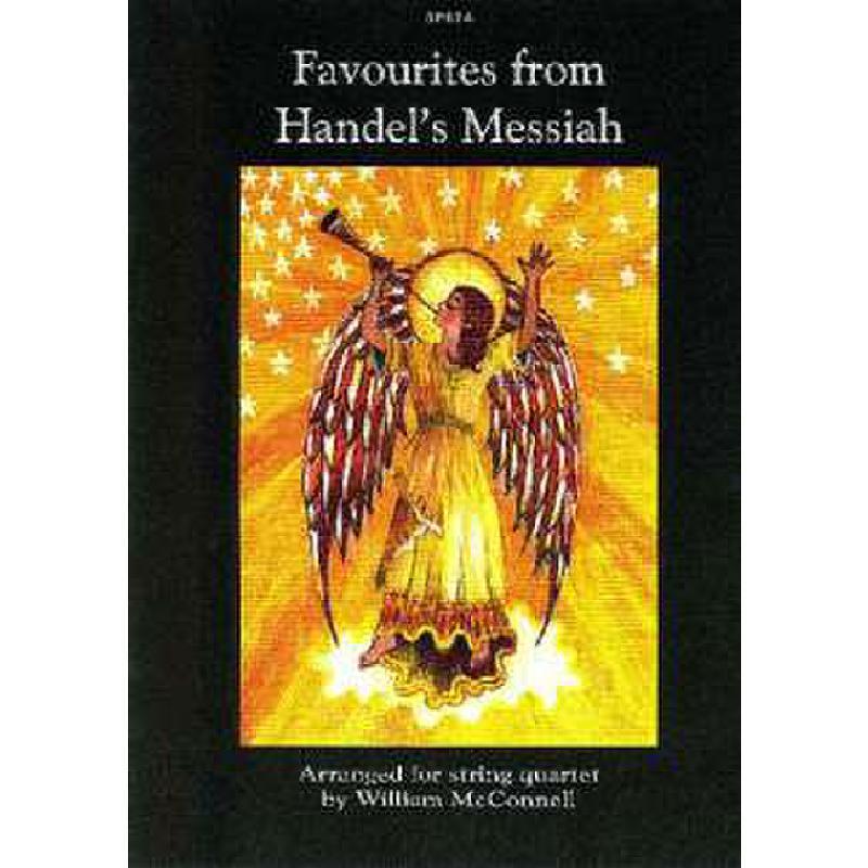Titelbild für SPARTAN 674 - FAVOURITES FROM MESSIAS