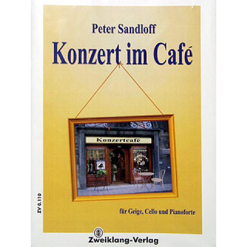 Titelbild für ZWEIKLANG 0110 - KONZERT IM CAFE