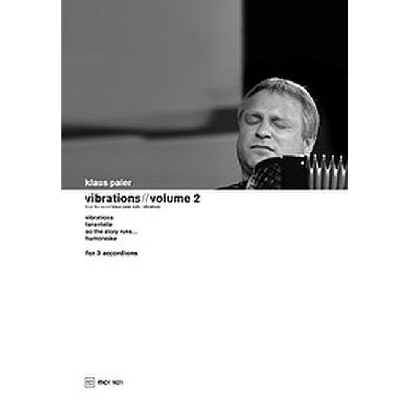 Titelbild für MCV 1621 - VIBRATIONS 2