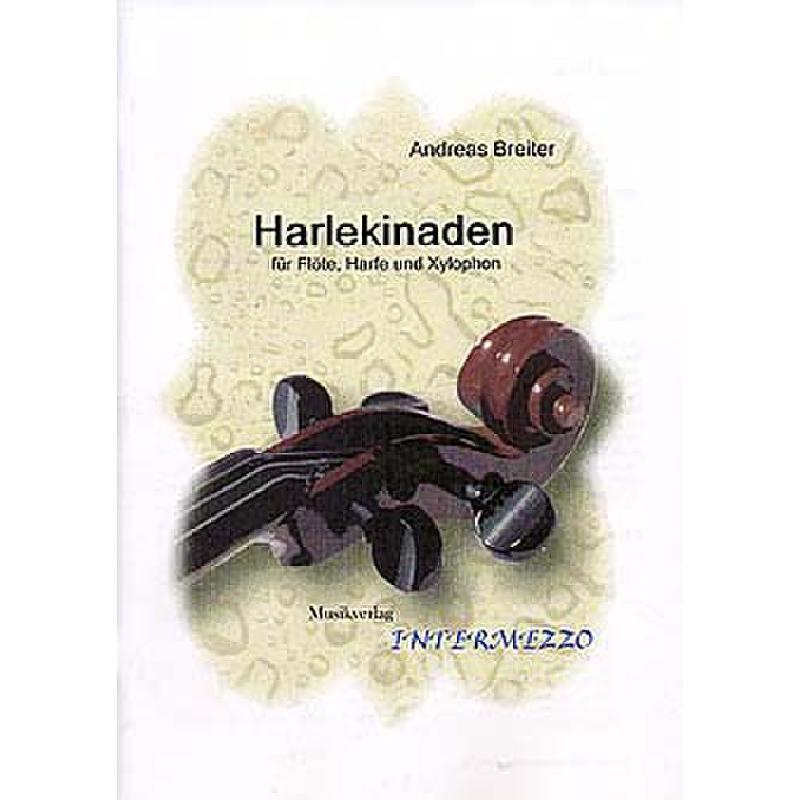 Titelbild für INTERMEZZO 041-6 - HARLEKINADEN