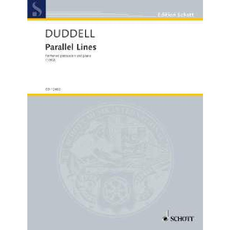 Titelbild für ED 12682 - PARALLEL LINES (1999)
