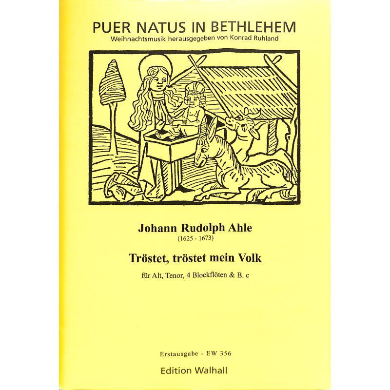 Titelbild für WALHALL 356 - TROESTET TROESTET MEIN VOLK