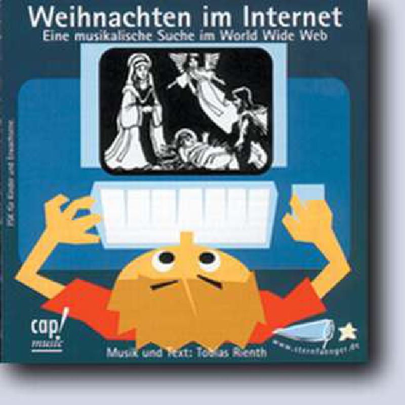 Titelbild für CAP 75750 - WEIHNACHTEN IM INTERNET