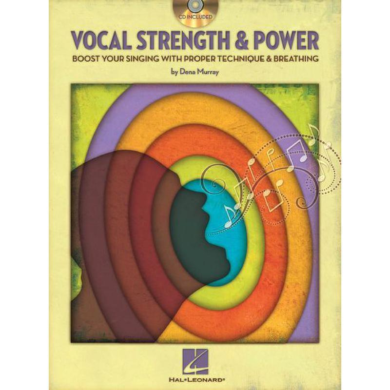 Titelbild für HL 311824 - VOCAL STRENGTH + POWER