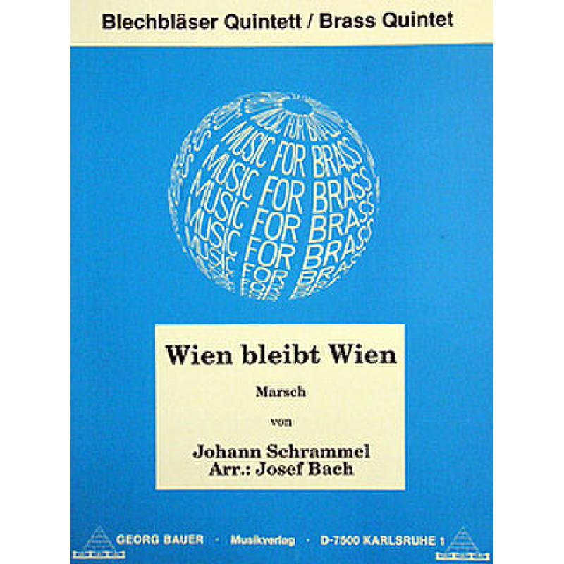 Titelbild für BAU 860 - WIEN BLEIBT WIEN