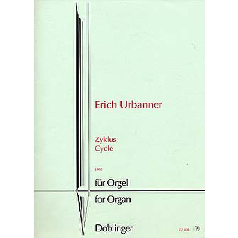 Titelbild für DO 02408 - ZYKLUS 1992