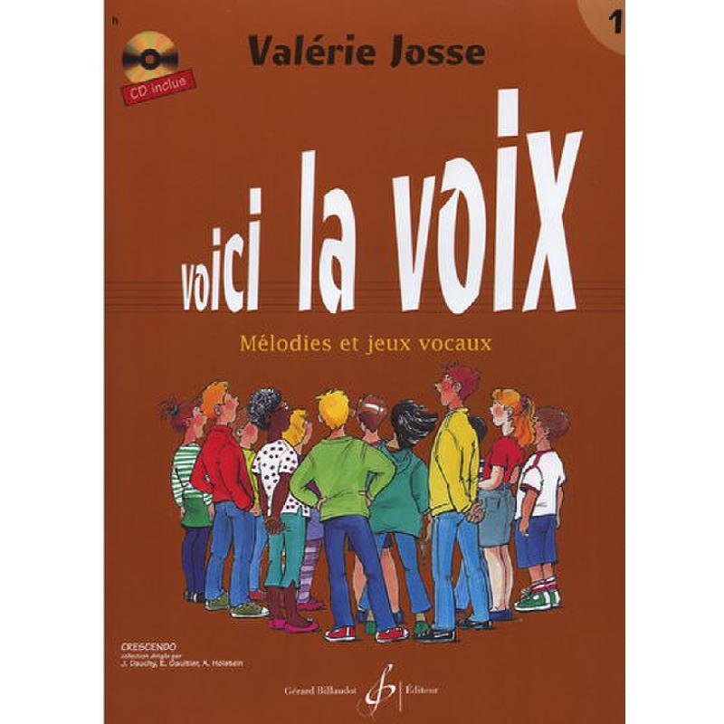 Titelbild für BILL 7694 - VOICI LA VOIX 1