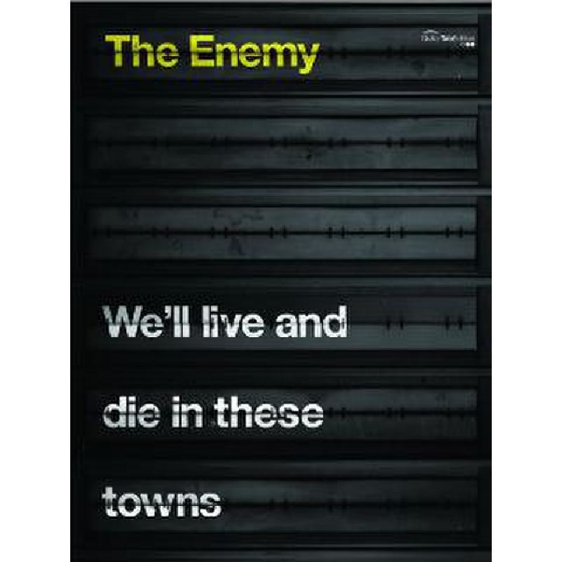 Titelbild für ISBN 0-571-53080-X - WE'LL LIVE AND DIE IN THESE TOWNS