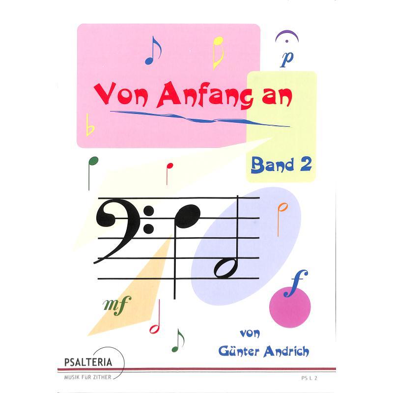 Titelbild für PSALTERIA -L2 - VON ANFANG AN 2