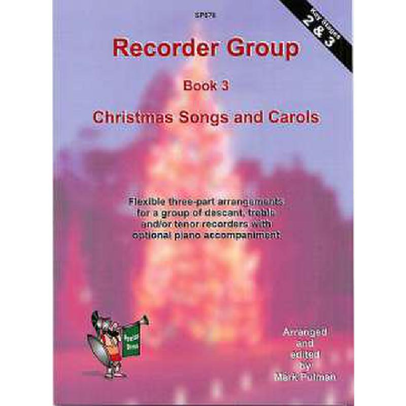 Titelbild für SPARTAN 676 - RECORDER GROUP 3