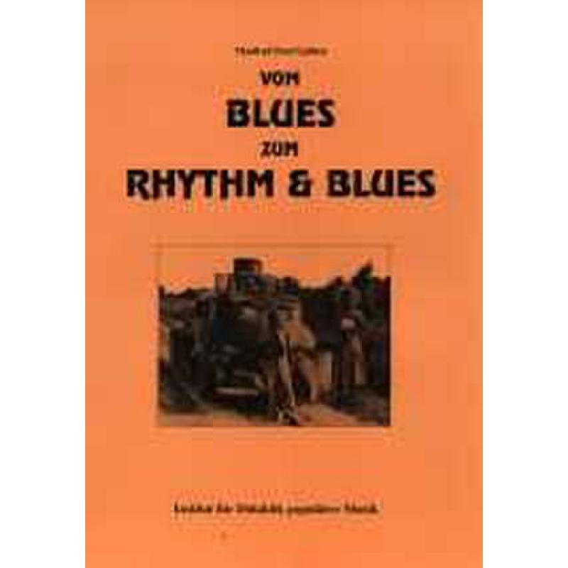 Titelbild für LUGERT 5 - VOM BLUES ZUM RHYTHM & BLUES