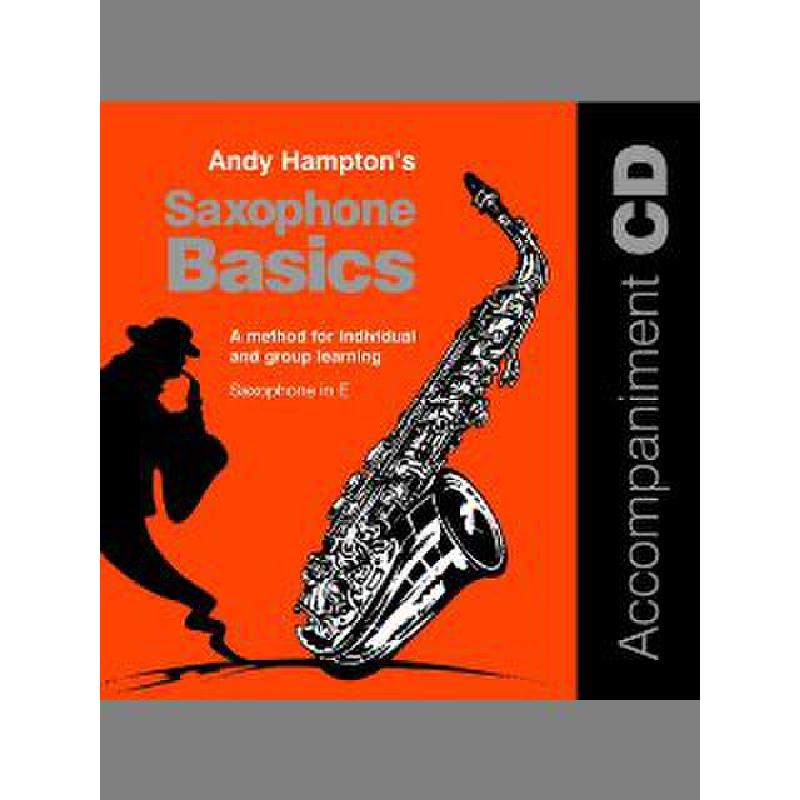 Titelbild für ISBN 0-571-52160-6 - SAXOPHONE BASICS