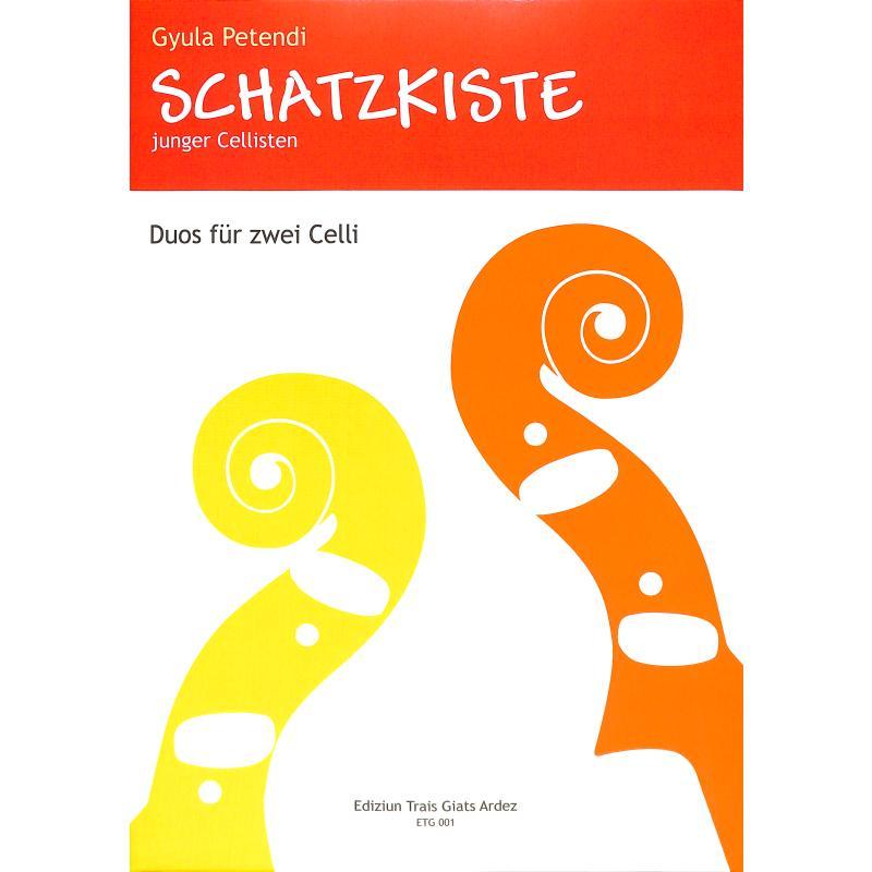 Titelbild für ETG 001 - SCHATZKISTE JUNGER CELLISTEN 1